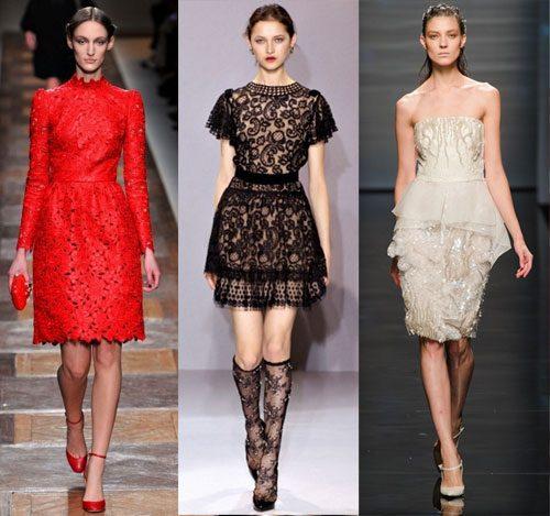 модные вечерние платья 2017 фото (4)