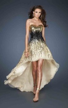 модные вечерние платья 2017 фото (41)
