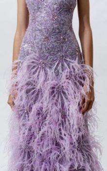модные вечерние платья 2017 фото (46)