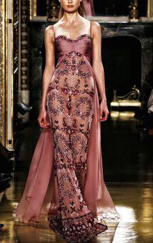 модные вечерние платья 2017 фото (8)