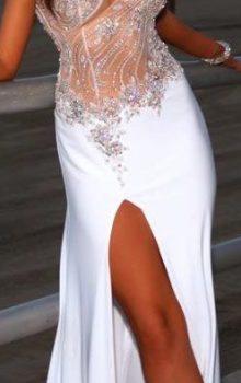 модные вечерние платья 2017 фото (9)
