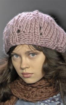 модные женские шапки 2016-2017 фото (1)