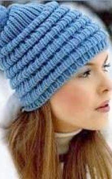 модные женские шапки 2016-2017 фото (10)