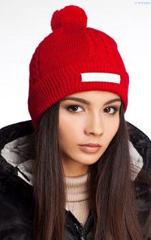 модные женские шапки 2016-2017 фото (16)