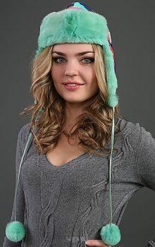 модные женские шапки 2016-2017 фото (34)
