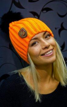 модные женские шапки 2016-2017 фото (39)
