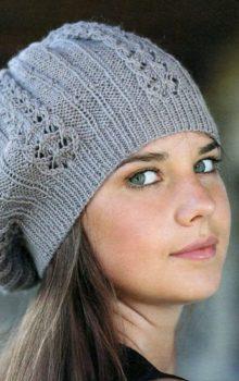 модные женские шапки 2016 -2017 фото (4)