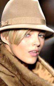модные зимние шляпы 2017 фото (1)