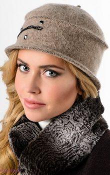 модные зимние шляпы 2017 фото (9)