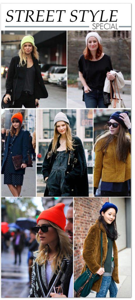 с чем носить шапку бини фото (12)