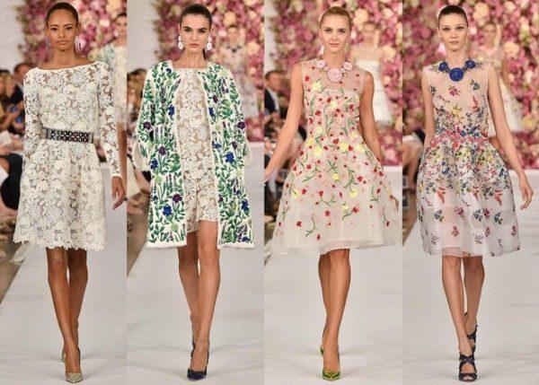 Платье модное весной 2017