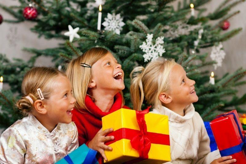 Новый год с детьми архангельск