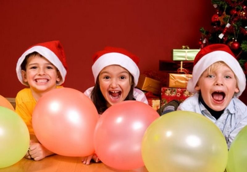 Смешные сценарии нового года в кругу семьи