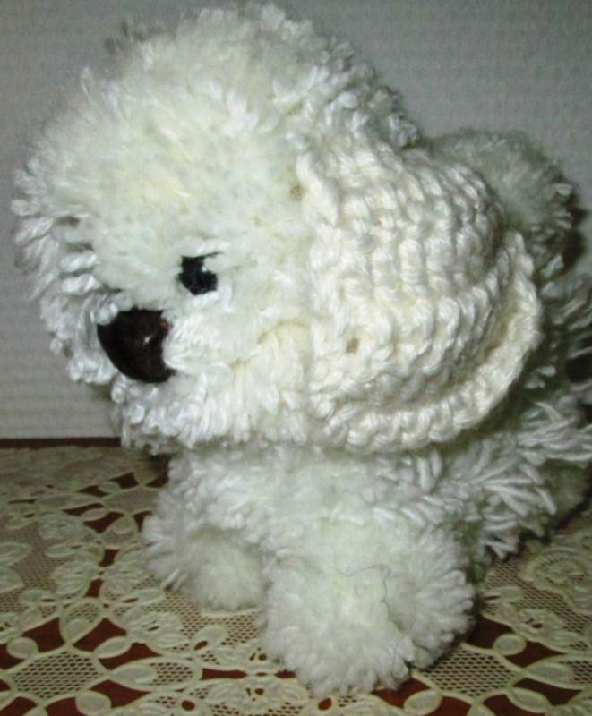 Бела собачка
