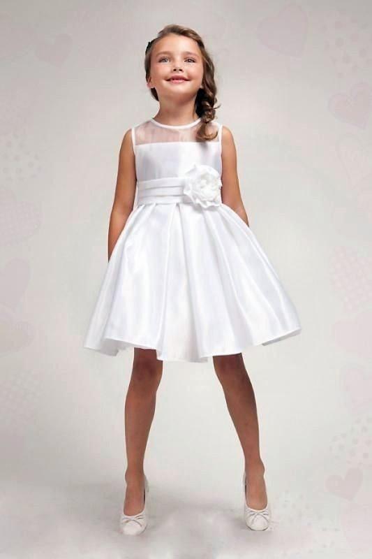 Платья на Новый год 2018 для девочек