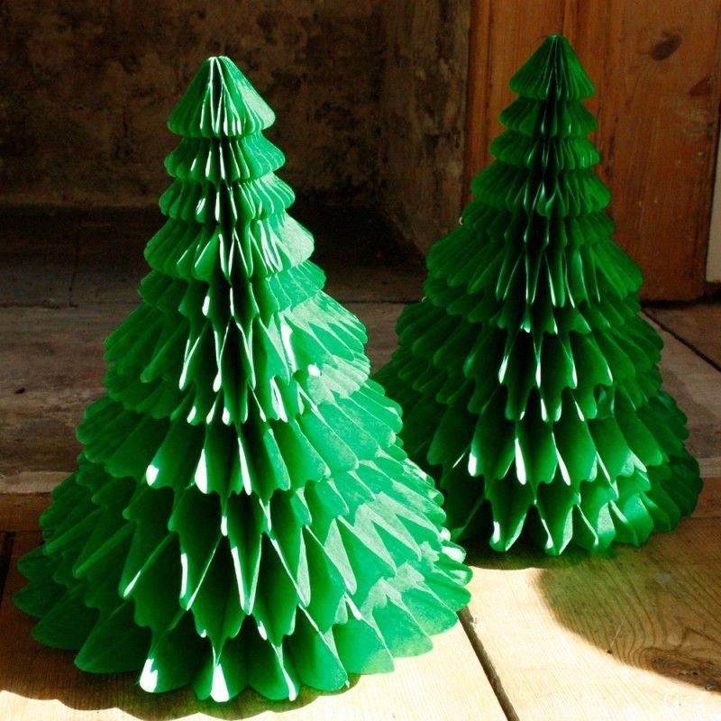 Зеленая елочка
