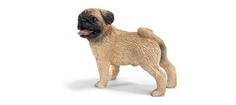 Собака из соленого теста