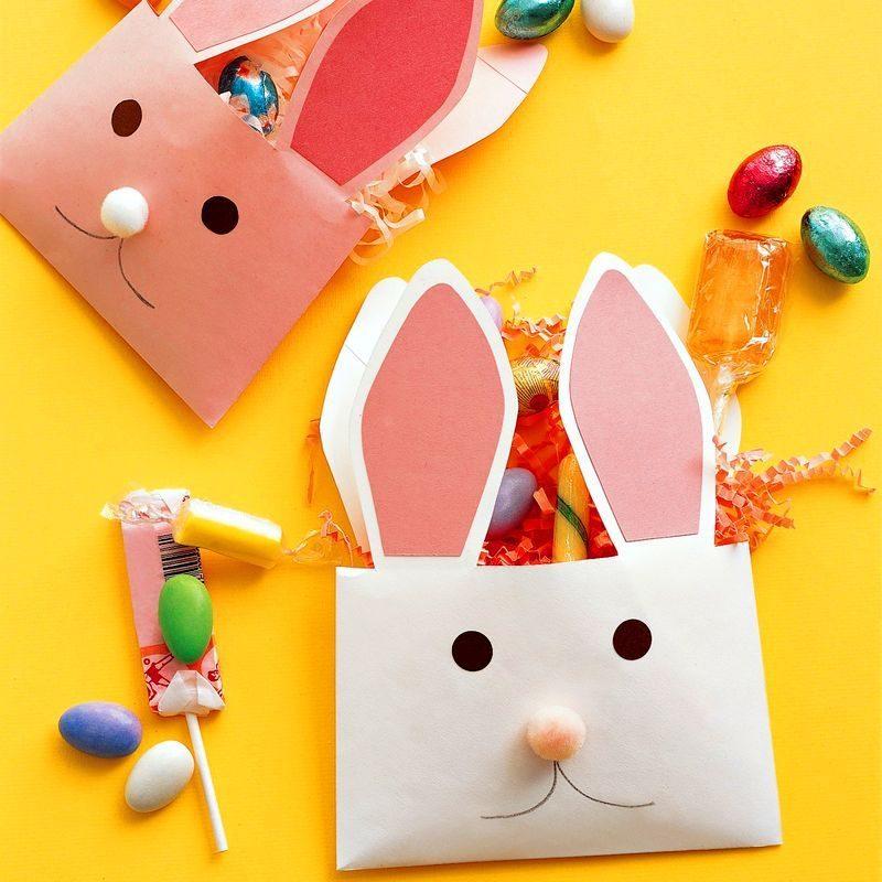 Зайчики -кормашки для сладостей