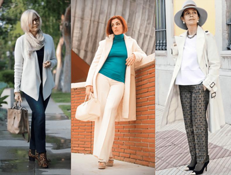 Базовый гардероб для женщины после 50 лет: мода и стиль
