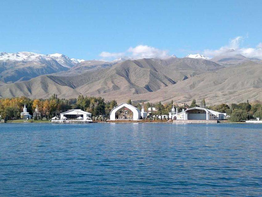 Лучшие места для отдыха на озере Иссык-Куль в 2019
