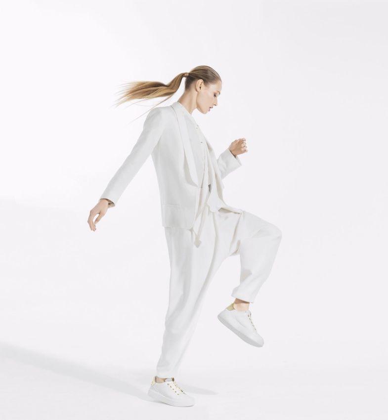 Модные женские кеды 2019: Обзор оригинальных новинок и вариантов стильных сочетаний