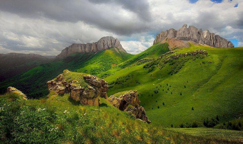 Отдых в Адыгее 2019. Путешествие по сказочным местам республики