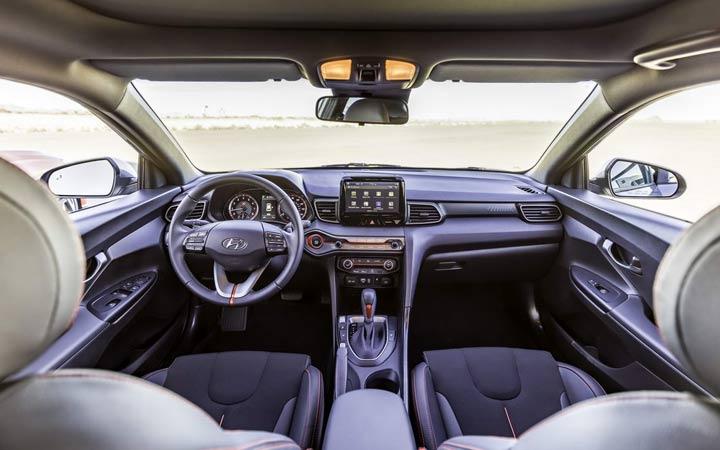Hyundai Veloster 2019 года