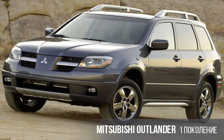 Mitsubishi Outlander 2019 года