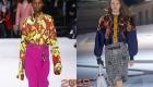 Модные блузки осень-зима 2019-2020 года