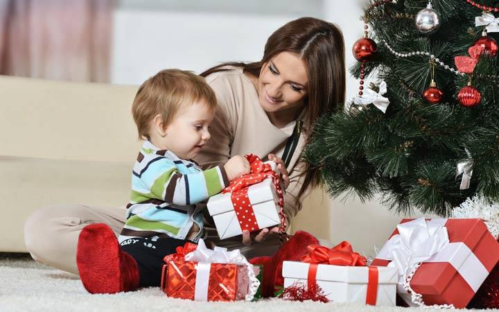 Подарки ребенку на Новый 2019 год