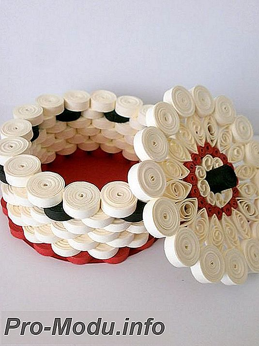 Квиллинг – декор из бумаги