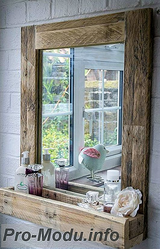 Оригинальные рамки для зеркала