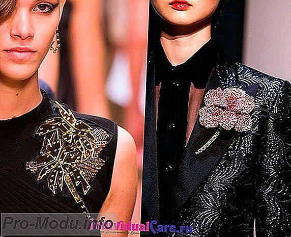 Модная бижутерия и украшения на 2019 год