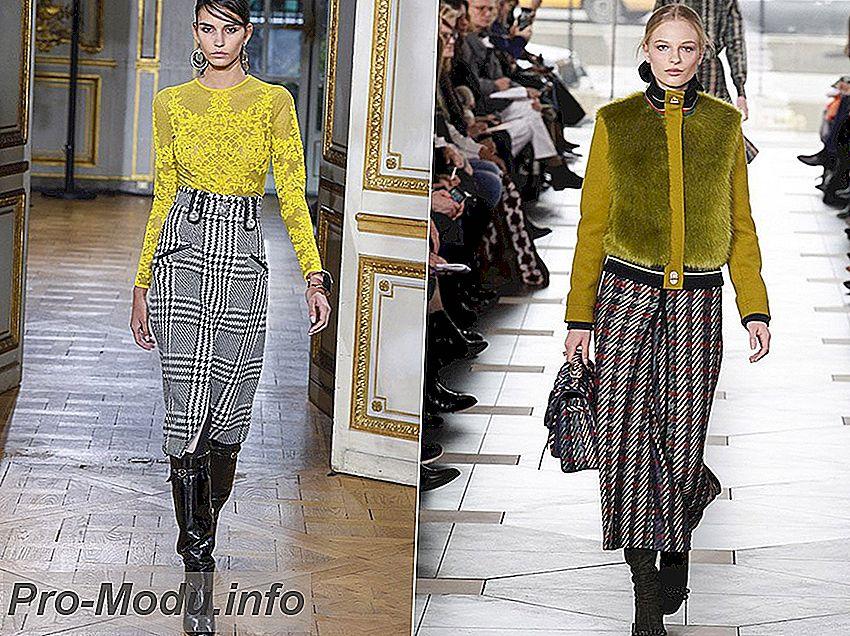 Деловой стиль и офисная мода: тренды 2019