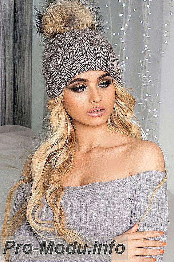 Какую шапку носить с пуховиком?