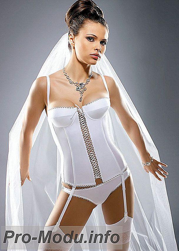Роскошное женское белье: мода 2019