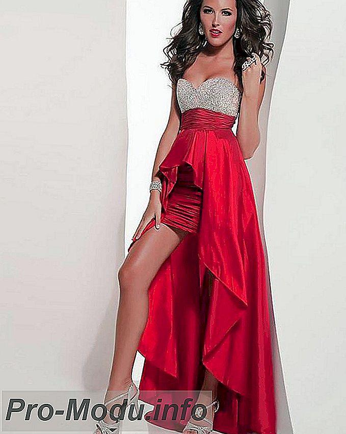 Выпускные платья 2018: актуальные модели и новинки дизайна
