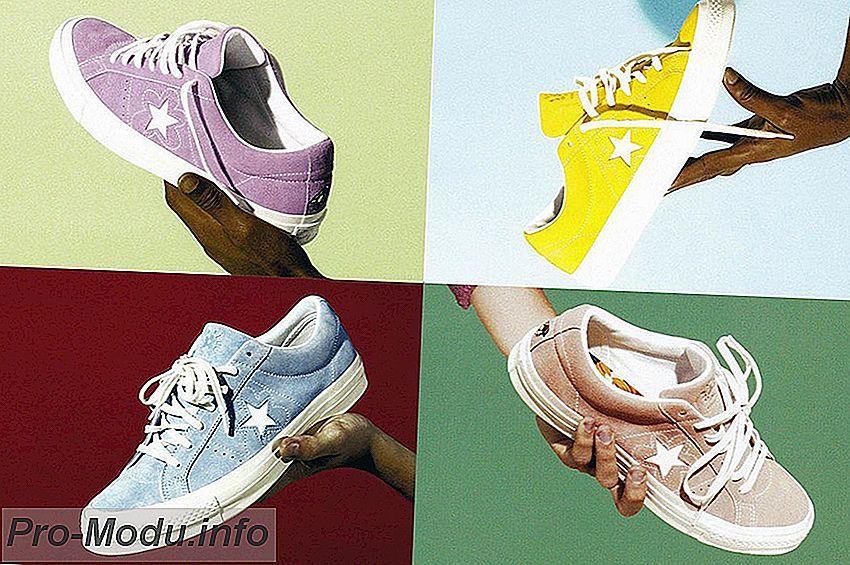 Женские кроссовки, кеды и сникерсы: тренды и новинки 2019