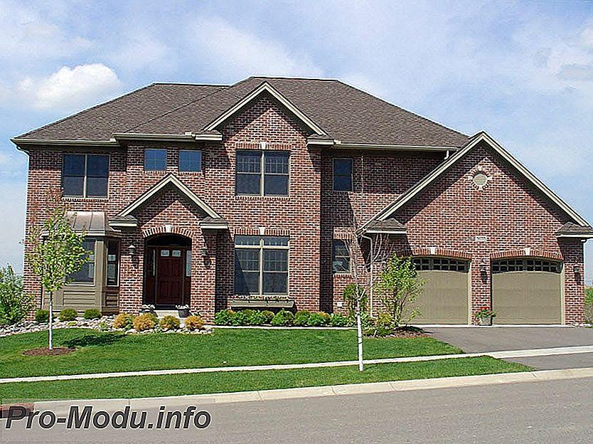 Красивые крыши частных домов