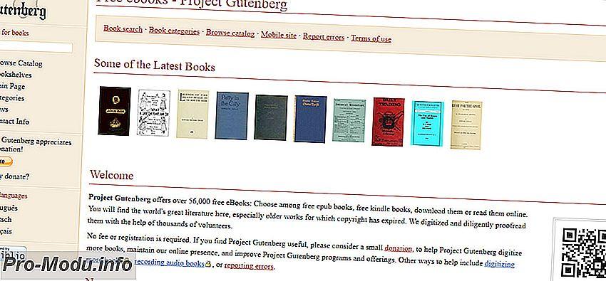 Где скачать книги бесплатно: топ 10 сайтов