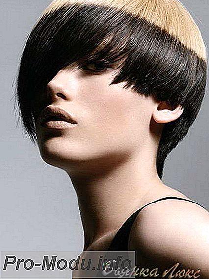 Окрашивание на короткие волосы 2019. Модные оттенки и техники