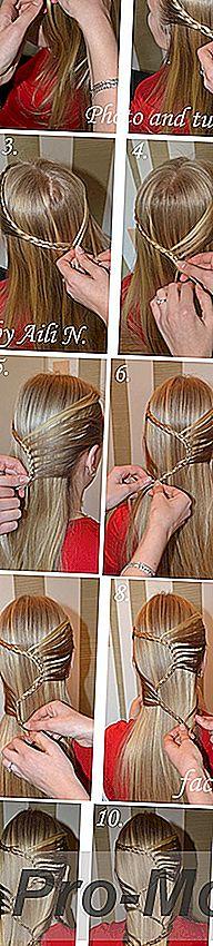 Прически и стрижки на длинные волосы: Идеи 2017