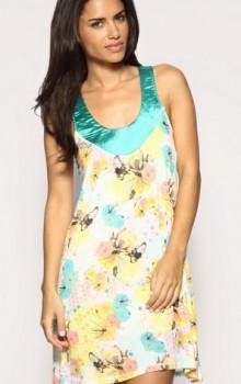 Модные расцветки туник фото (35)