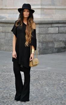 Платья -туники фото (26)