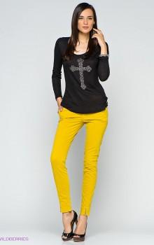 Повседневные образы с узкими брюками, джинсами фото (7)