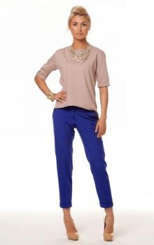 С чем носить узкие женские брюки фото (18)