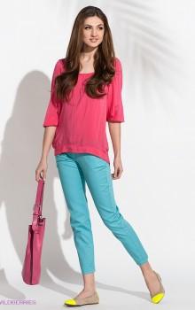 С чем носить узкие женские брюки фото (9)