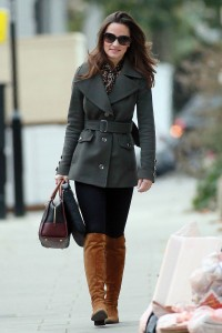 Pippa's knee high boots!
