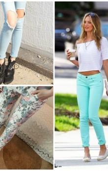 С какой обувью носить узкие брюки фото (28)