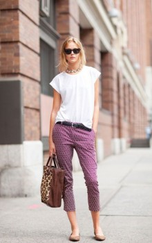 балетки с узкими брюками джинсами фото (13)